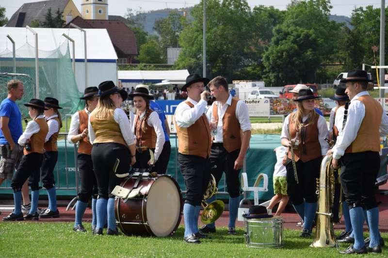 Marschmusikbewertung beim Bezirksmusikfest in St. Georgen - Bild 62