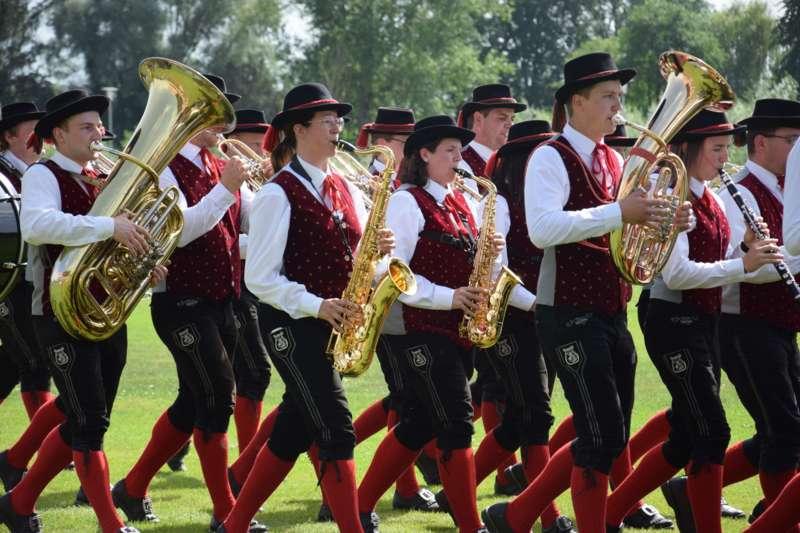 Marschmusikbewertung beim Bezirksmusikfest in St. Georgen - Bild 63