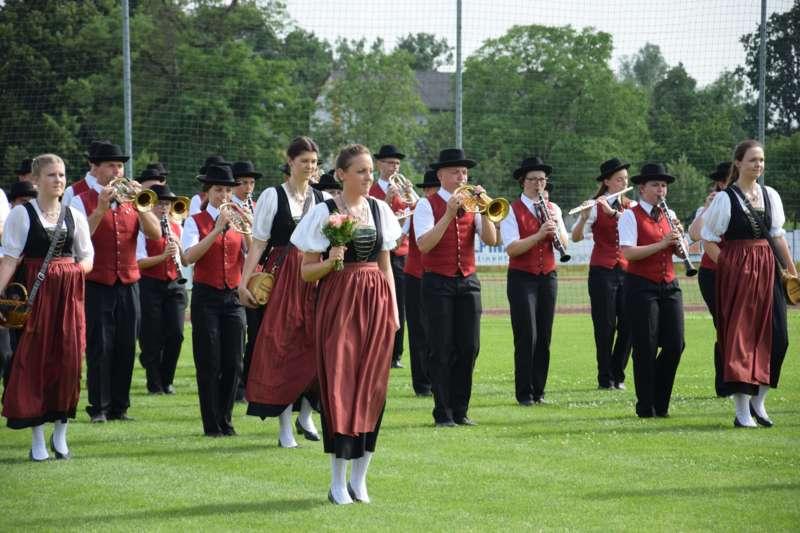 Marschmusikbewertung beim Bezirksmusikfest in St. Georgen - Bild 65