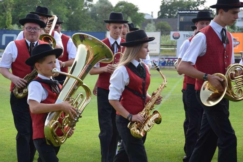 Marschmusikbewertung beim Bezirksmusikfest in St. Georgen - Bild 69