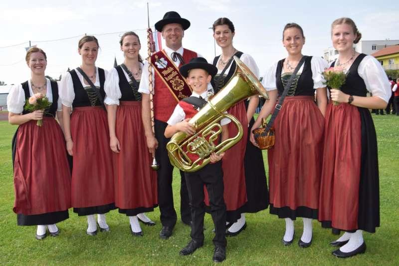 Marschmusikbewertung beim Bezirksmusikfest in St. Georgen - Bild 70