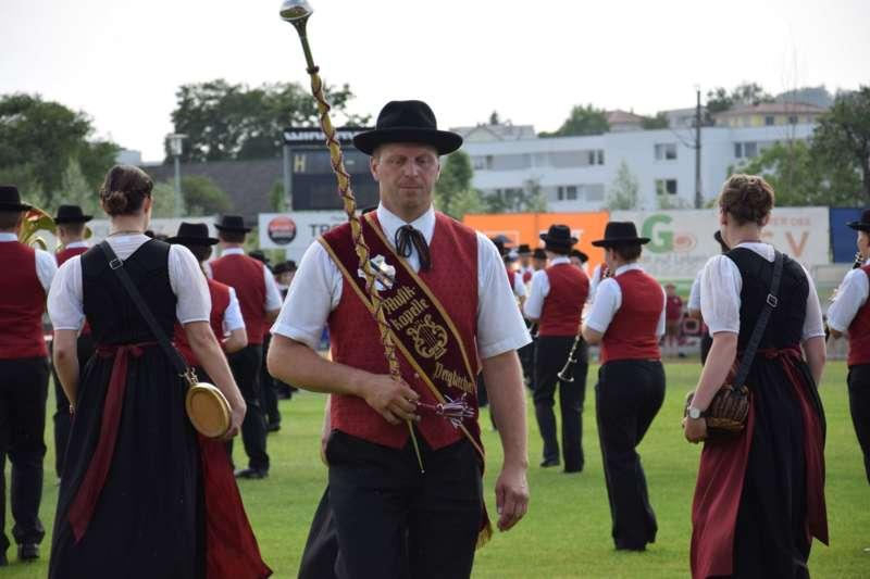 Marschmusikbewertung beim Bezirksmusikfest in St. Georgen - Bild 71