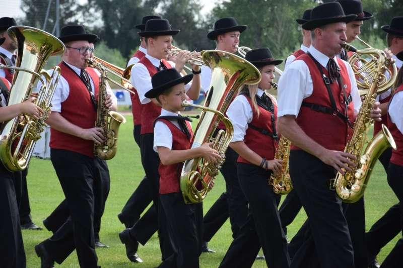 Marschmusikbewertung beim Bezirksmusikfest in St. Georgen - Bild 72