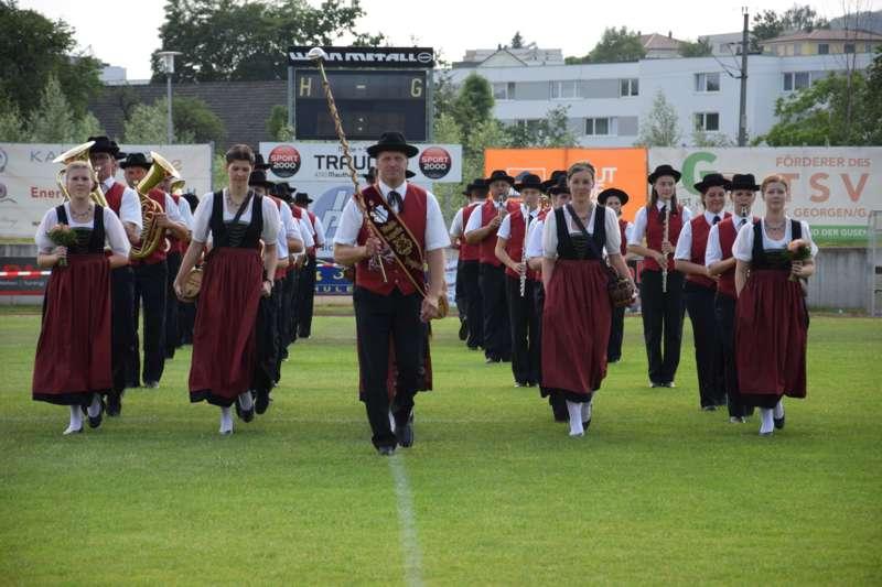 Marschmusikbewertung beim Bezirksmusikfest in St. Georgen - Bild 73