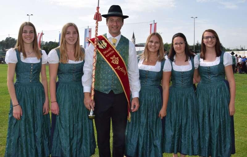 Marschmusikbewertung beim Bezirksmusikfest in St. Georgen - Bild 76