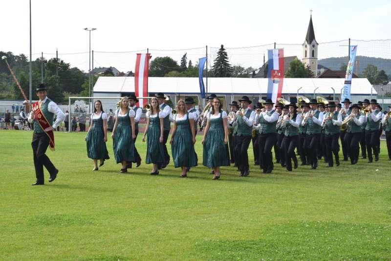 Marschmusikbewertung beim Bezirksmusikfest in St. Georgen - Bild 80