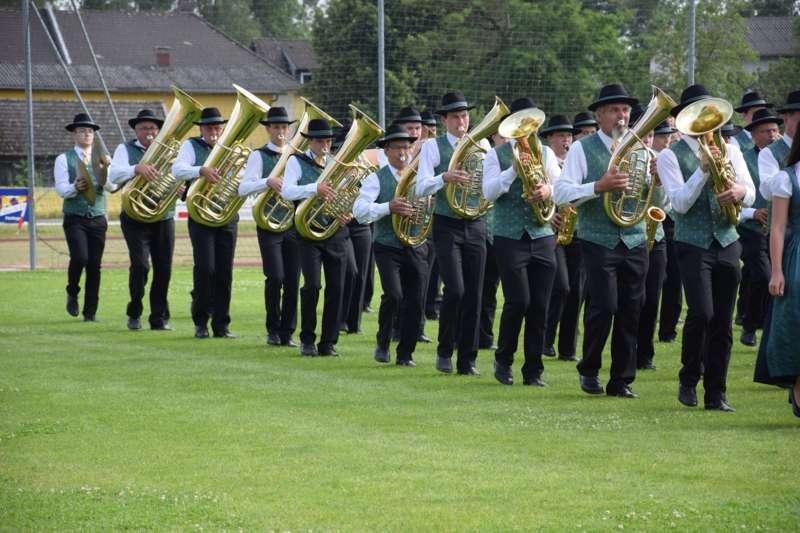 Marschmusikbewertung beim Bezirksmusikfest in St. Georgen - Bild 81