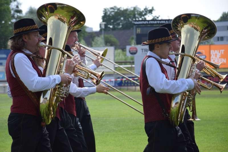 Marschmusikbewertung beim Bezirksmusikfest in St. Georgen - Bild 82