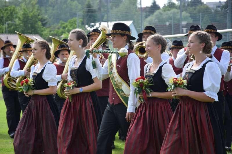 Marschmusikbewertung beim Bezirksmusikfest in St. Georgen - Bild 83