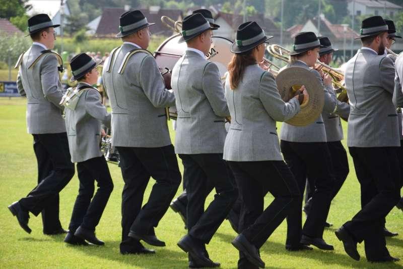 Marschmusikbewertung beim Bezirksmusikfest in St. Georgen - Bild 88