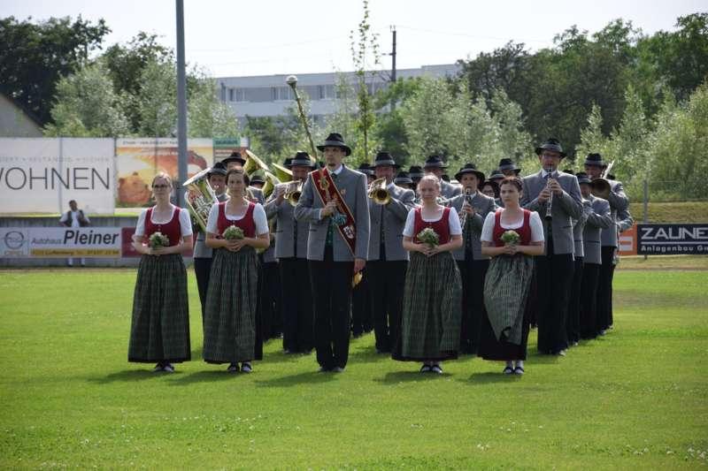 Marschmusikbewertung beim Bezirksmusikfest in St. Georgen - Bild 90
