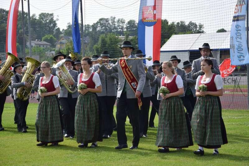 Marschmusikbewertung beim Bezirksmusikfest in St. Georgen - Bild 91