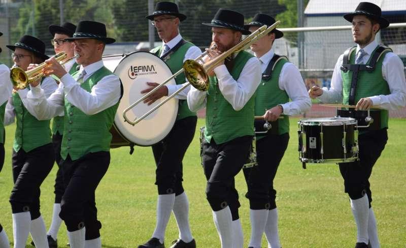 Marschmusikbewertung beim Bezirksmusikfest in St. Georgen - Bild 93