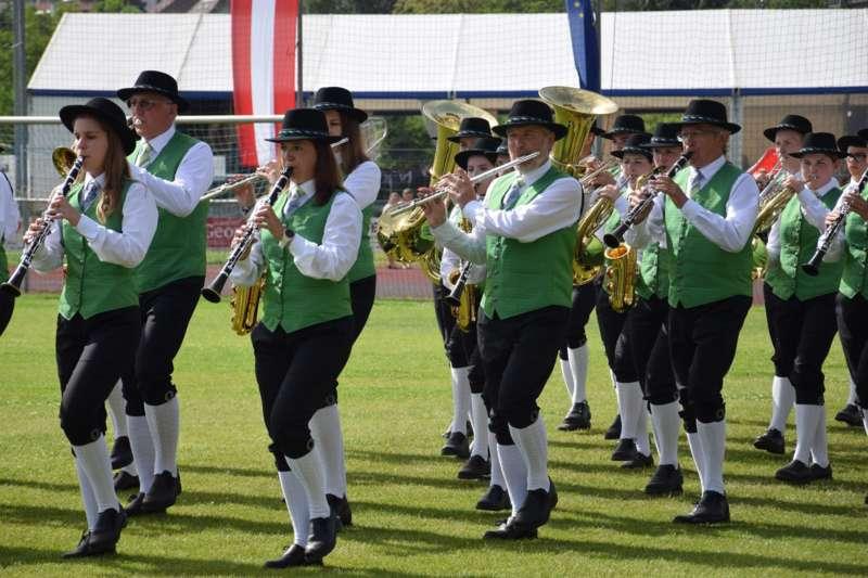 Marschmusikbewertung beim Bezirksmusikfest in St. Georgen - Bild 95