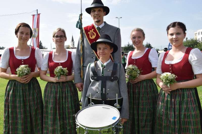 Marschmusikbewertung beim Bezirksmusikfest in St. Georgen - Bild 96