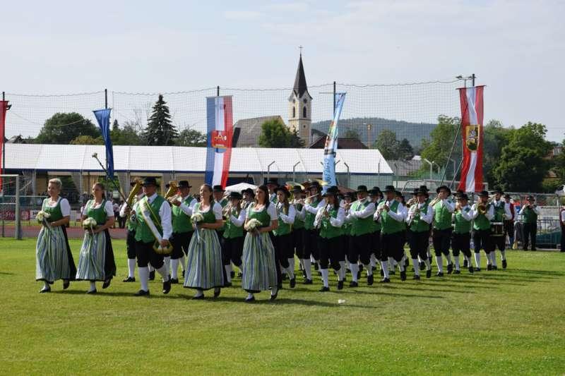 Marschmusikbewertung beim Bezirksmusikfest in St. Georgen - Bild 99