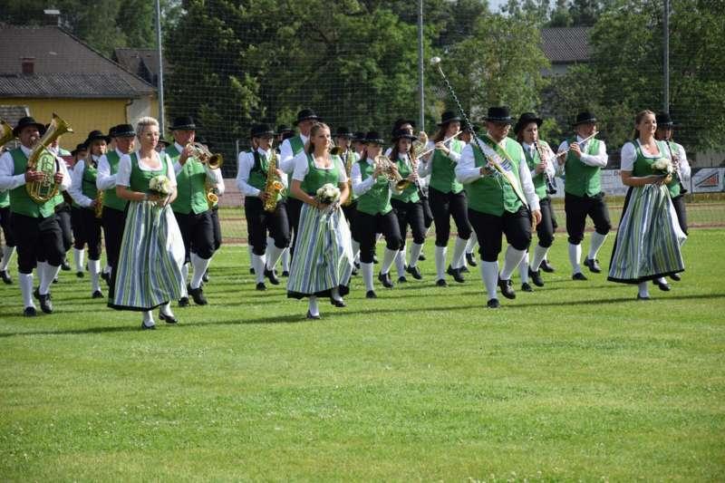 Marschmusikbewertung beim Bezirksmusikfest in St. Georgen - Bild 100