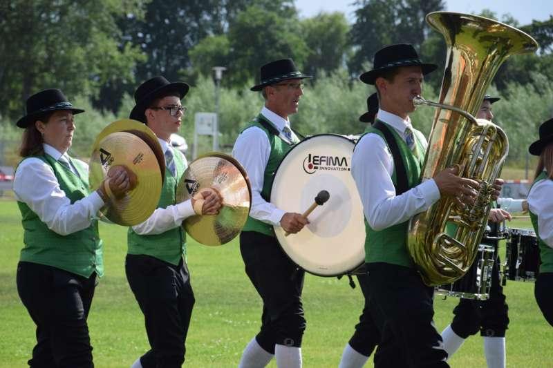 Marschmusikbewertung beim Bezirksmusikfest in St. Georgen - Bild 101