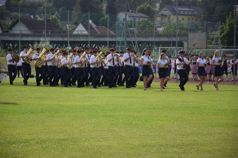 Marschmusikbewertung beim Bezirksmusikfest in St. Georgen - Bild 106