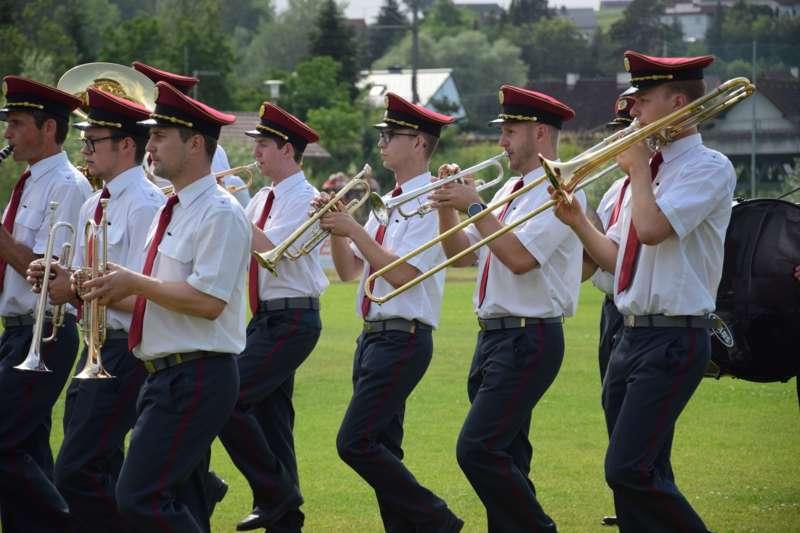 Marschmusikbewertung beim Bezirksmusikfest in St. Georgen - Bild 109