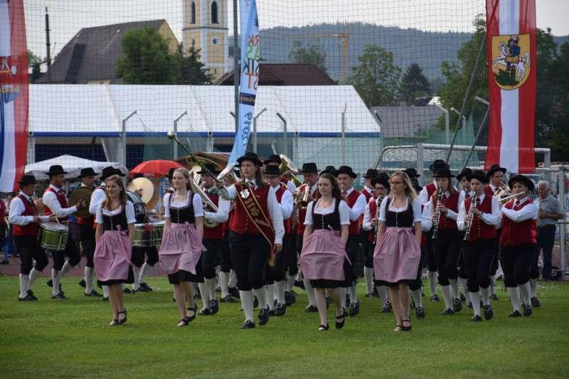 Marschmusikbewertung beim Bezirksmusikfest in St. Georgen - Bild 115