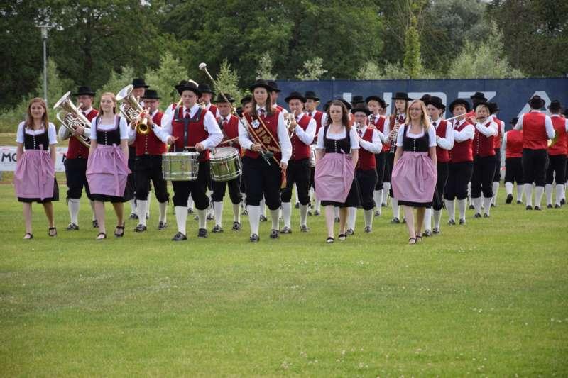 Marschmusikbewertung beim Bezirksmusikfest in St. Georgen - Bild 116