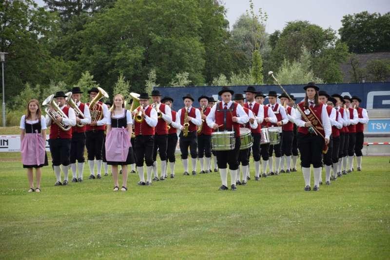Marschmusikbewertung beim Bezirksmusikfest in St. Georgen - Bild 117
