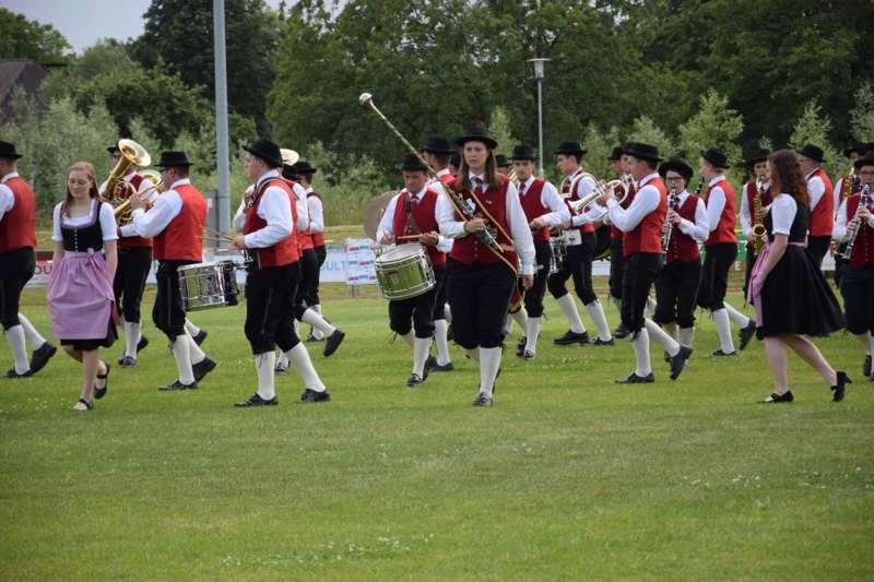 Marschmusikbewertung beim Bezirksmusikfest in St. Georgen - Bild 118