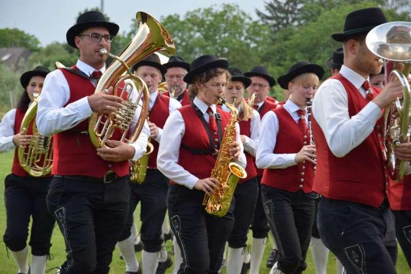 Marschmusikbewertung beim Bezirksmusikfest in St. Georgen - Bild 119