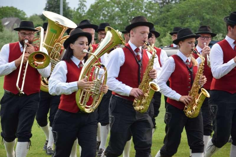 Marschmusikbewertung beim Bezirksmusikfest in St. Georgen - Bild 120
