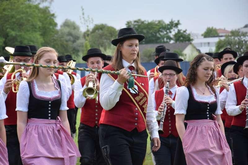Marschmusikbewertung beim Bezirksmusikfest in St. Georgen - Bild 121