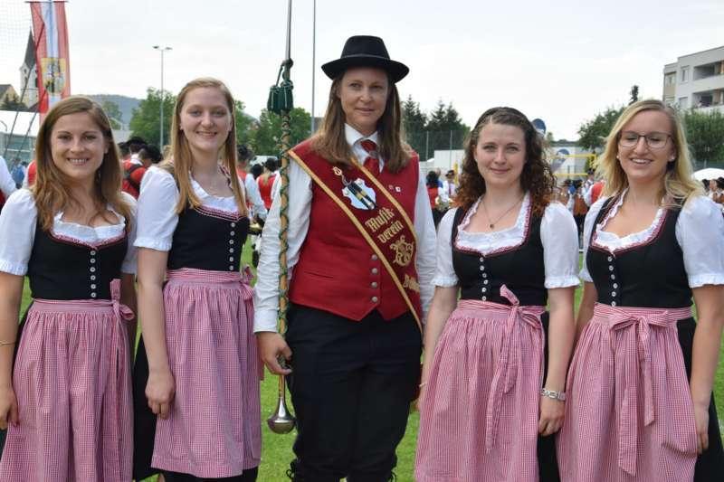 Marschmusikbewertung beim Bezirksmusikfest in St. Georgen - Bild 123