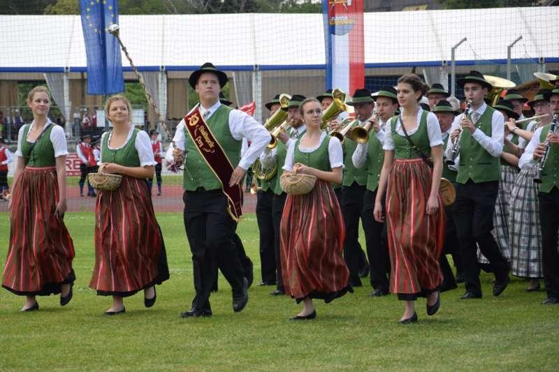 Marschmusikbewertung beim Bezirksmusikfest in St. Georgen - Bild 124