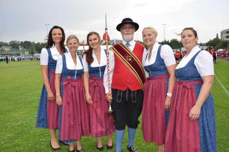 Marschmusikbewertung beim Bezirksmusikfest in St. Georgen - Bild 129