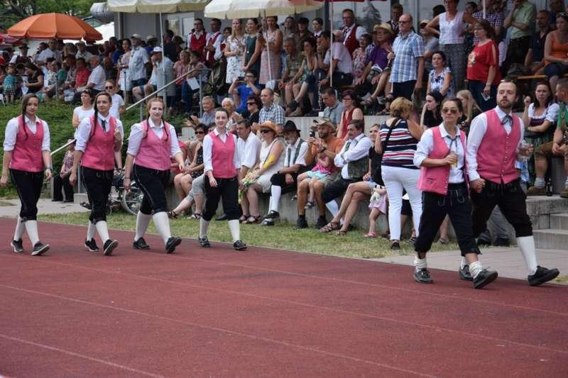 Marschmusikbewertung beim Bezirksmusikfest in St. Georgen - Bild 132