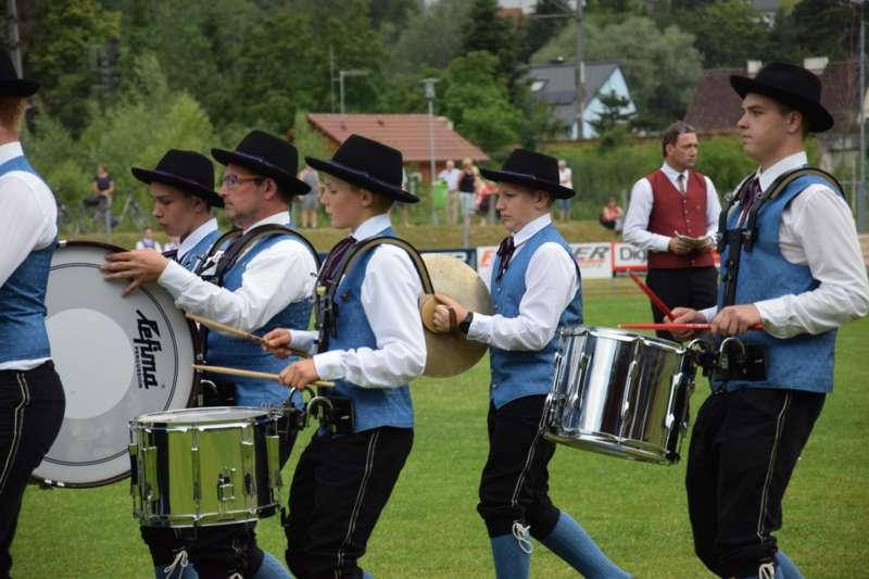 Marschmusikbewertung beim Bezirksmusikfest in St. Georgen - Bild 133