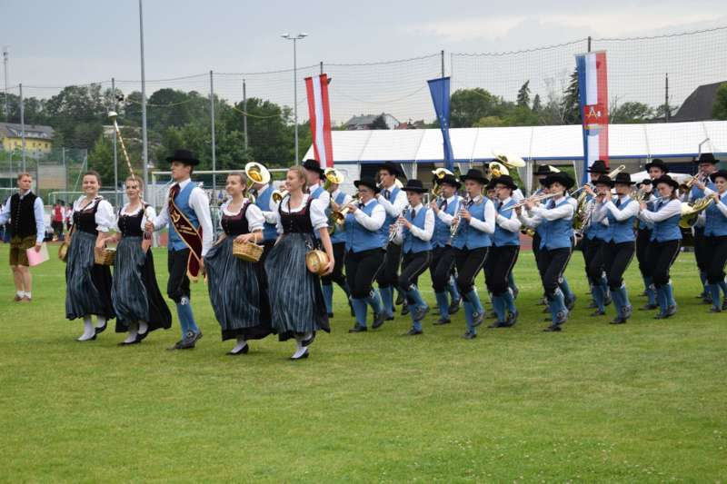 Marschmusikbewertung beim Bezirksmusikfest in St. Georgen - Bild 134