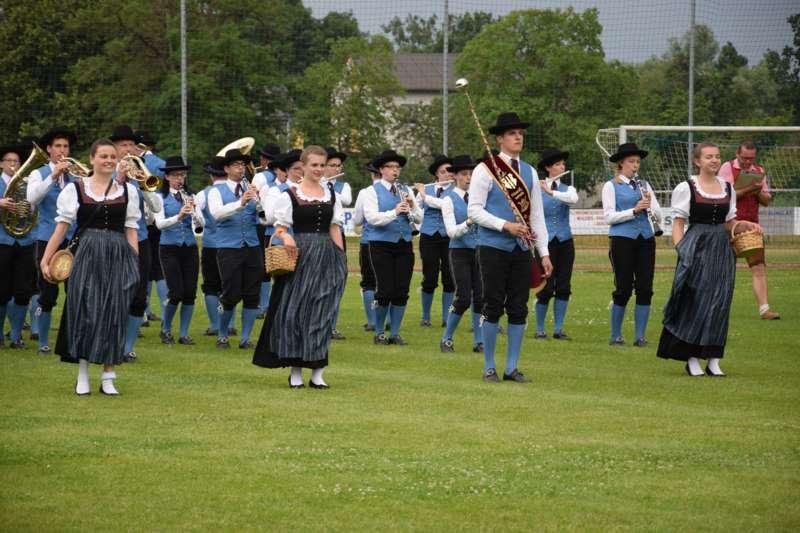 Marschmusikbewertung beim Bezirksmusikfest in St. Georgen - Bild 135