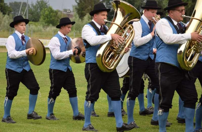 Marschmusikbewertung beim Bezirksmusikfest in St. Georgen - Bild 136