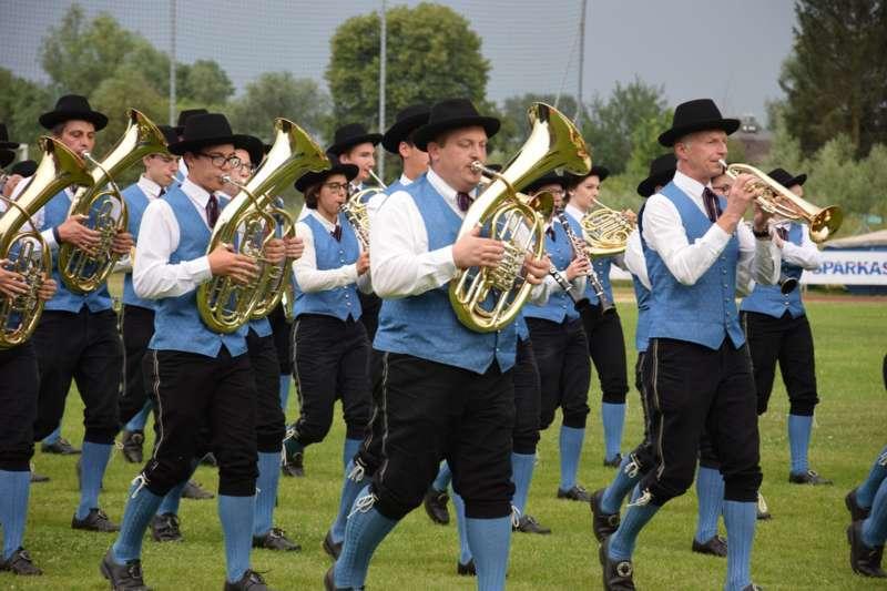 Marschmusikbewertung beim Bezirksmusikfest in St. Georgen - Bild 138