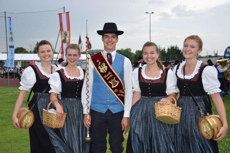 Marschmusikbewertung beim Bezirksmusikfest in St. Georgen - Bild 139