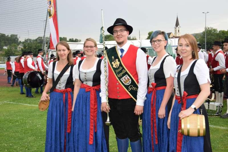 Marschmusikbewertung beim Bezirksmusikfest in St. Georgen - Bild 143