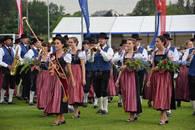 Marschmusikbewertung beim Bezirksmusikfest in St. Georgen - Bild 146