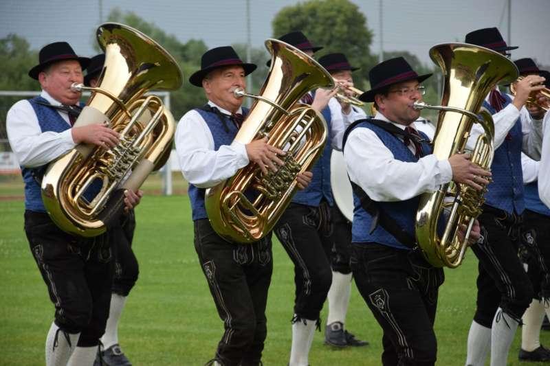 Marschmusikbewertung beim Bezirksmusikfest in St. Georgen - Bild 150