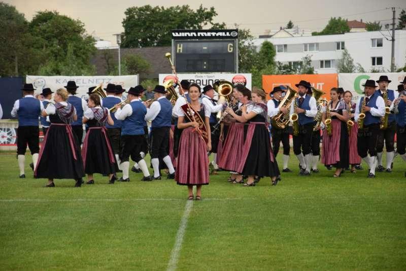 Marschmusikbewertung beim Bezirksmusikfest in St. Georgen - Bild 151