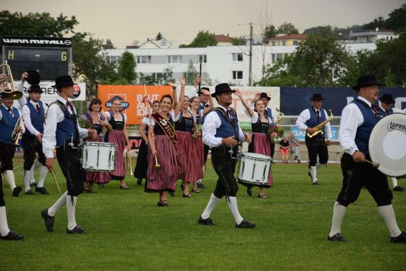 Marschmusikbewertung beim Bezirksmusikfest in St. Georgen - Bild 153