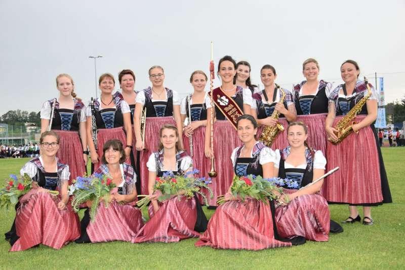 Marschmusikbewertung beim Bezirksmusikfest in St. Georgen - Bild 154