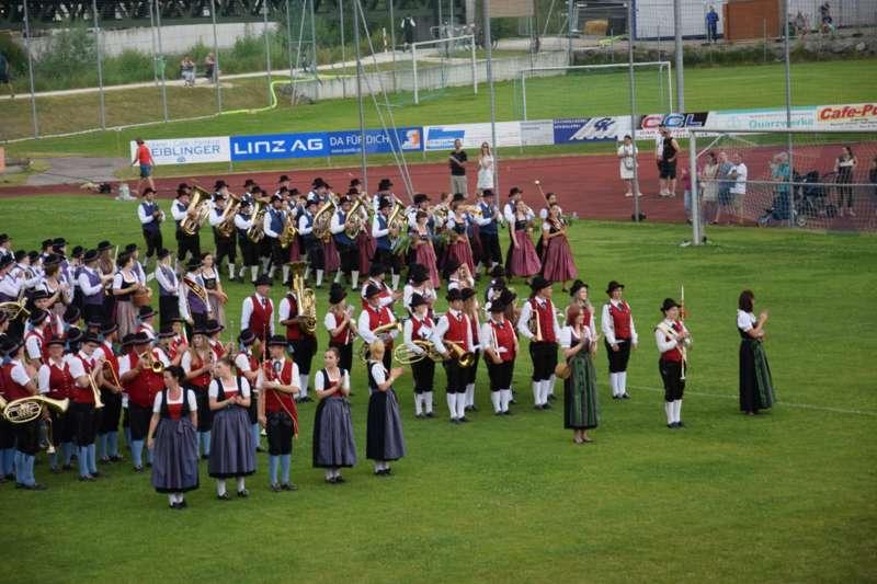 Marschmusikbewertung beim Bezirksmusikfest in St. Georgen - Bild 155