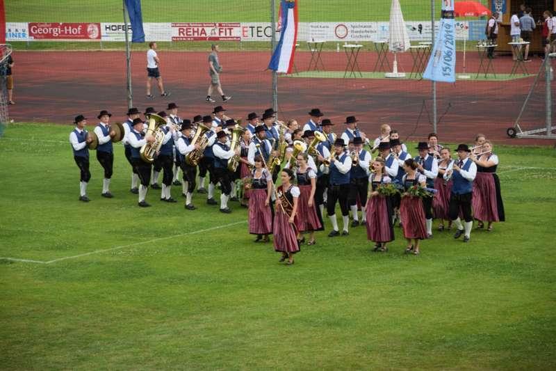 Marschmusikbewertung beim Bezirksmusikfest in St. Georgen - Bild 157
