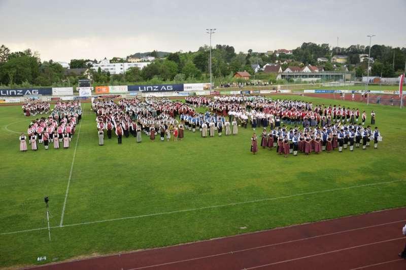Marschmusikbewertung beim Bezirksmusikfest in St. Georgen - Bild 159